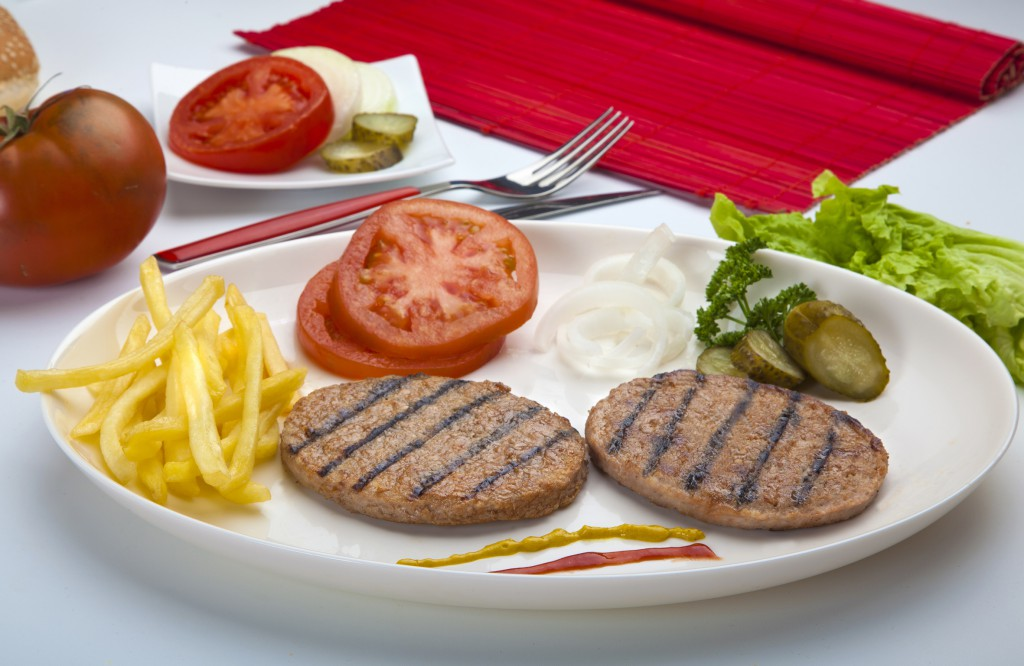 Hamburger (Only Beef Meat)