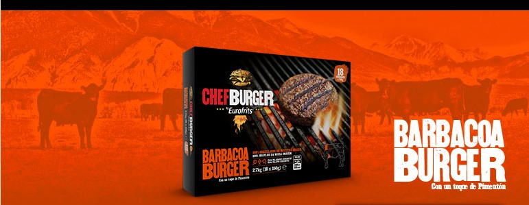 Barbecue ChefBurger